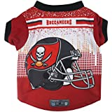NFL Tampa Bay Buccaneers Pet Performace T-Shirt Large