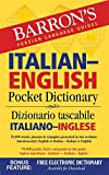 Barron's Italian-English Pocket Dictionary: Dizionario tascabile / Italiano-Inglese (Barron's Foreign Language Guides)