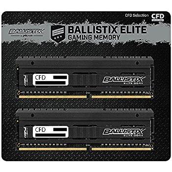 CFD販売 デスクトップPC用メモリ PC4-21300(DDR4-2666) 4GBx2枚 288pin (無期限保証)(Ballistix by Micron) W4U2666BME-4G