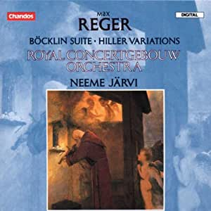 Hiller Variations / Boecklin Suite