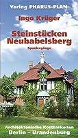 Krueger, I: Steinstuecken, Neubabelsberg, Spaziergaenge