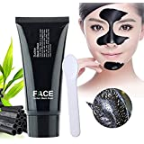 Blackhead Remover Mask, FaceApeel-Peel Off Black Head Acne Treatments,Face Cleaning Mask+Spoon