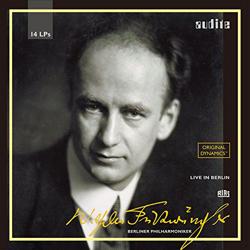 フルトヴェングラー RIAS 録音選集 LP-BOX (Wilhelm Furtwangler RIAS Recordings Live in Berlin 1947-1954 / Berliner Philharmoniker) [14LP BOX] [Live Recording] [輸入盤] [日本語帯付] [Analog]