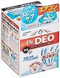 カーメイト 車用 消臭剤 ドクターデオ(Dr.DEO) スチーム 循環タイプ 置き型 無香 安定化二酸化塩素 190g D217