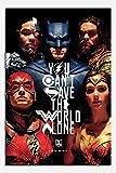 映画ポスター ジャスティスリーグ Justice League UK版 uk6 [並行輸入品]