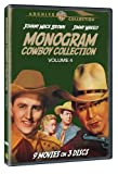 Monogram Cowboy Collection: Volume 4 [DVD] [Import]