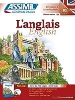 L'Anglais Pack (Book & 1 USB) (Sans Piene)