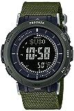 プロトレック [カシオ] 腕時計 キャンパーライン コンパス 電波ソーラー PRG-30B-3JF メンズ グリーン