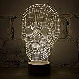 KY LEE まるで3Dのような2DオブジェLEDランプBULBING lamp LEDスタンドライト バルビング ランプ YO-KO デザイン雑貨 間接照明 常夜灯 LED照明 テーブルランプ ナイトライト MoMA 卓上ランプ