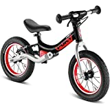 Puky LR Ride BRブラックno-pedalバランスバイクfor Kids aged 3???5?Yearsドイツ製