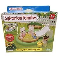 Sylvanian Families Sandpit & Padding Pool ( シルバニア お砂場 & プール )
