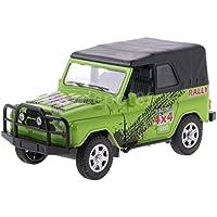 Pull Back車オフロード車Racing車子供男の子おもちゃクリスマスギフト