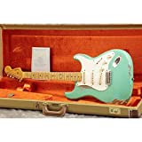 Fender Custom Shop / Master Built Series 1957 Stratocaster Heavy Relic Sea Foam Green by Dale Wilson