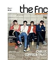the Fnc ver.2(韓国版) CNBLUE表紙バージョン 公式マガジン(メイキングDVD付き)