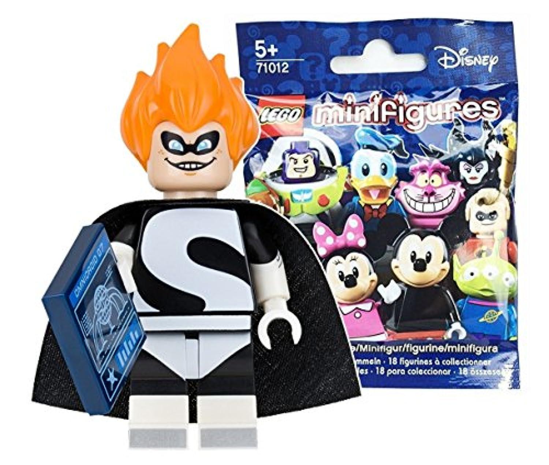 レゴ (LEGO) ミニフィギュア (ミニフィグ) ディズニーシリーズ シンドローム 未開封品 (Minifigure Disney Series) 71012-14