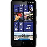 ノキアジャパン Nokia Lumia 820 (Black 黒) SIMフリー 海外携帯