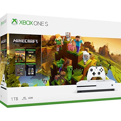 Xbox One S 1 TB Minecraft マスター...