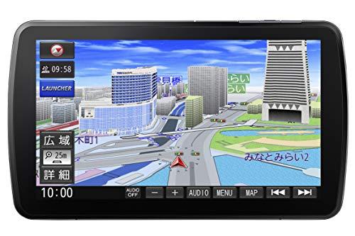 パナソニック カーナビ ストラーダ CN-F1XVD ブルーレイ搭載 無料地図更新 フルセグ/VICS WIDE/SD/CD/DVD/U...
