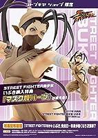 限定特典付 STREET FIGHTER美少女 いぶき マスク顔パーツ付き