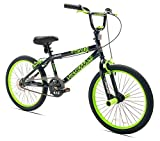 Razor High Roller BMX/Freestyle Bike, 20-Inch, Black/Green [並行輸入品]