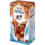 マキシム アイス ブラック コーヒー ミックス 5.9g X100本 / Maxim Ice Black Coffee 5.9gx 100ct [並行輸入品]