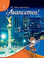 Avancemos Level 1, Grades 11-12: Holt Mcdougal Avancemos (Ml Spanish)