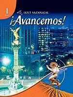 Avancemos Level 1, Grades 11-12: Holt Mcdougal Avancemos (Ml Spanish)