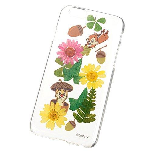 チップ&デール iPhone6/6s ケース iPhone6 iPhone6s ケース iPhoneケース カバー ディズニー ディズニーストア (押し花)