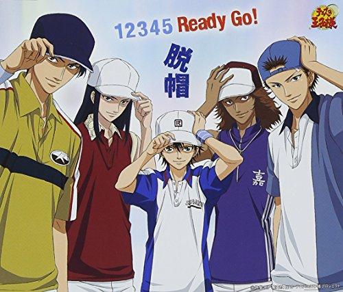 1 2 3 4 5 Ready Go! / 脱帽