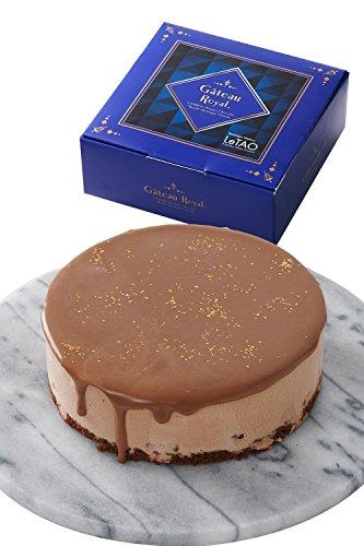 ルタオ (LeTAO) チョコレートケーキ ガトーロワイヤル 4号 12cm...