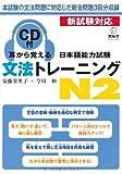 耳から覚える日本語能力試験文法トレーニングN2