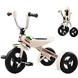 三輪車 折りたたみ 幼児/子供用 自転車 対象3-6歳 軽量 (金)