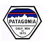 パタゴニア PATAGONIA(パタゴニア) ステッカー ASSORT,92071 FITZ ROY HEX