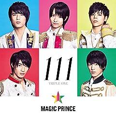 MAG!C☆PRINCE「Glory World」の歌詞を収録したCDジャケット画像