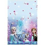 アナと雪の女王 テーブルクロス UNIQUE9961k【FROZEN パーティー 装飾 インポート 輸入 グッズ 雑貨】