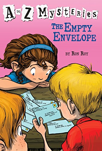 A to Z Mysteries: The Empty Envelopeの詳細を見る