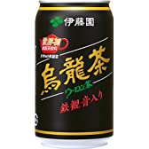 伊藤園 ウーロン茶 (缶) 340g×24本