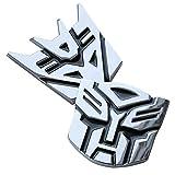 【CityWalk】 トランスフォーマー エンブレム オートボット&ディセプティコン ロゴ 2PC