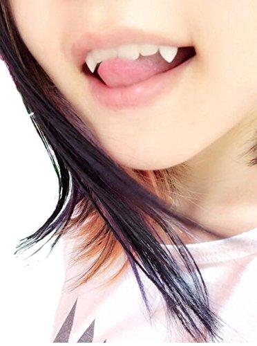コスプレ / 小悪魔 つけキバ / 付け八重歯 / さいかわ サイズ