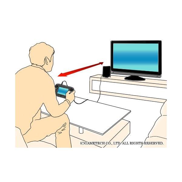 WiiU Game Pad用充電ケーブル『US...の紹介画像8
