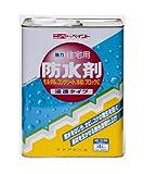 ニッペ ホームペイント 住宅用防水剤 4L 【同梱・代引不可】