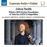 期待の新進演奏家シリーズ/ギター ヨハン・スミス: リサイタル