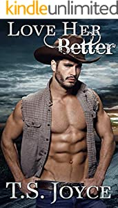 Love Her Better (Kaid Ranch Shifters Book 4) (English Edition)