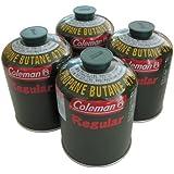 コールマン 純正 LPガス燃料 Tタイプ 5103A470T 4個パック