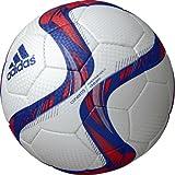 adidas(アディダス) サッカーボール コネクト15 クラブプロ AF4810WBR ホワイトXブルーXレッド 4号