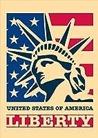 ポスター ウォールステッカー シール式ステッカー 飾り 364×515㎜ B3 写真 フォト 壁 インテリア おしゃれ 剥がせる wall sticker poster pb3wsxxxxx-002641-ds ユニーク 外国 国旗 英語