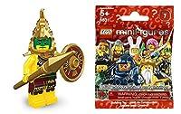 レゴ(LEGO) ミニフィギュア シリーズ7 アステカ族の戦士(Minifigure Series7) 【8831-2】