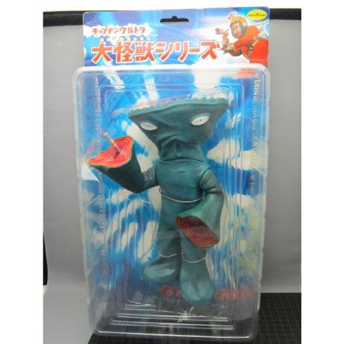超お宝 絶版品 ユニファイブ キャプテンウルトラ バンデル星人 フィギュア