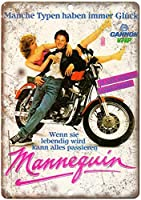 Mannequin Foreign Movie ティンサイン ポスター ン サイン プレート ブリキ看板 ホーム バーために