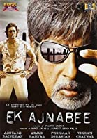 Ek Ajnabee (2005) (Hindi Film/Bollywood Movie/Indian Cinema DVD) [並行輸入品]